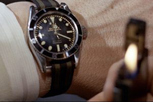 Rolex Submariner Sean Connery James Bond